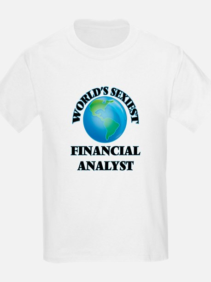 World's Sexiest Financial Analyst T-Shirt