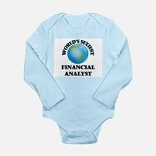 World's Sexiest Financial Analyst Body Suit