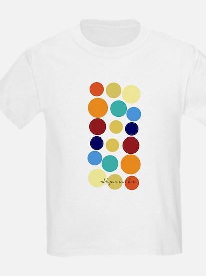 Bright Polka Dots T-Shirt