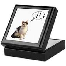 Mu Kitty Keepsake Box