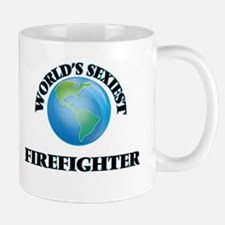 World's Sexiest Firefighter Mugs