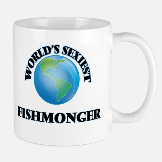 World's Sexiest Fishmonger Mugs