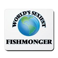 World's Sexiest Fishmonger Mousepad