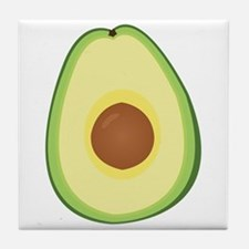 Avacado Tile Coaster