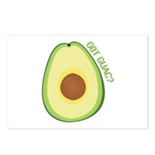 Got Guac? Postcards (Package of 8)