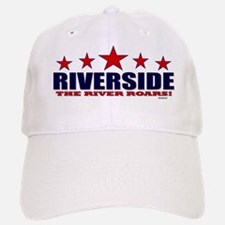 Riverside The River Roars Baseball Baseball Cap