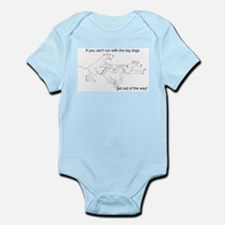 If you can't run Infant Bodysuit