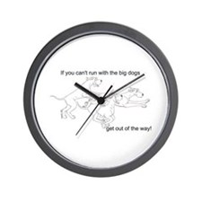 If you can't run Wall Clock