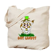 Candy Cow Tote Bag