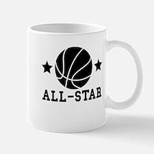 Basketball All Star Mugs