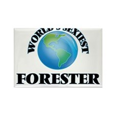 World's Sexiest Forester Magnets