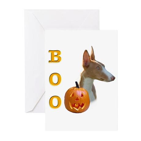 Ibizan Boo Greeting Cards (Pk of 10)