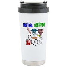 Cute Assisting Travel Mug