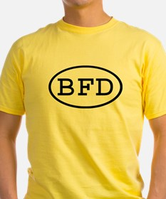 BFD Oval T