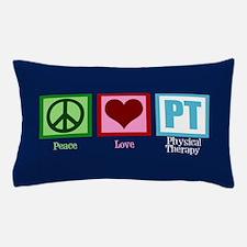 PT Blue Pillow Case