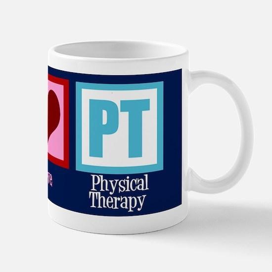 PT Blue Mug