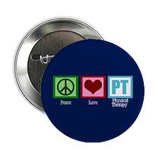 """PT Blue 2.25"""" Button"""