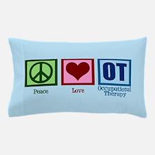 OT Blue Pillow Case