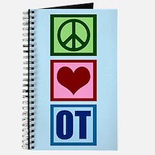 OT Blue Journal