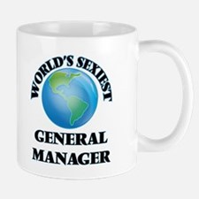 World's Sexiest General Manager Mugs