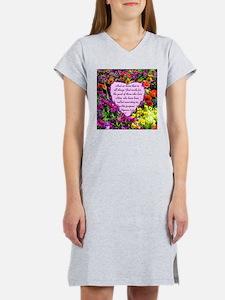 ROMANS 8:28 Women's Nightshirt