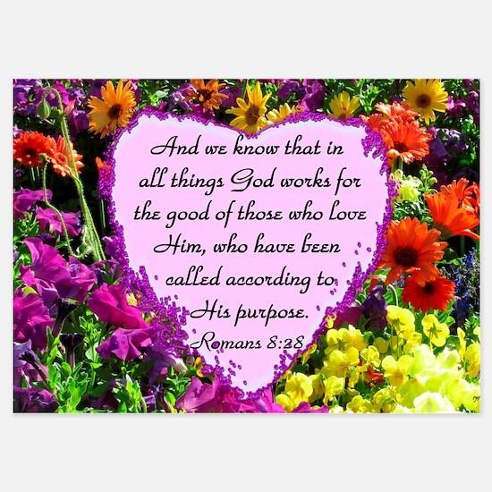 ROMANS 8:28 Invitations
