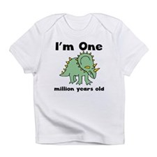 Im One Million Years Old Infant T-Shirt