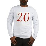 Daddys Girl 20 Long Sleeve T-Shirt