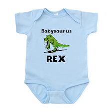 Babysaurus Rex Body Suit