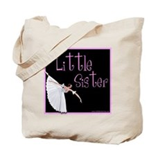Ballet Big sister Tote Bag