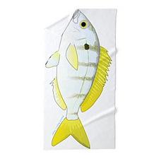 Pinfish Beach Towel