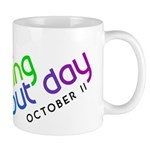 NCOD Inclined Mug