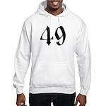 King 49 Hooded Sweatshirt