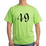 King 49 Green T-Shirt