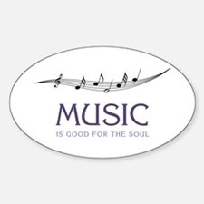 Music For Soul Decal