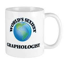 World's Sexiest Graphologist Mugs