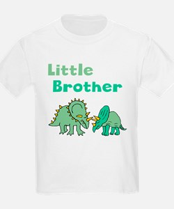 Little Brother Dinosaur T-Shirt