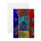 Abstract Greeting Cards (10 Pack)