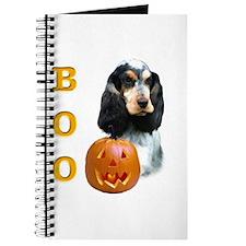 English Cocker Boo Journal