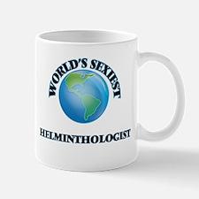 World's Sexiest Helminthologist Mugs