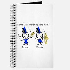 Santa Clara Band Mom Journal