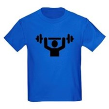 Weightlifting powerlifting T