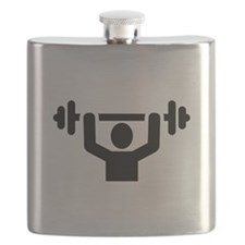Weightlifting powerlifting Flask