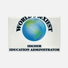 World's Sexiest Higher Education Administr Magnets