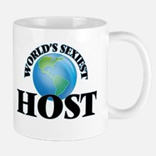 World's Sexiest Host Mugs