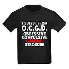 Obsessive Compulsive Gaming Disorder T-Shirt