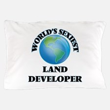 World's Sexiest Land Developer Pillow Case