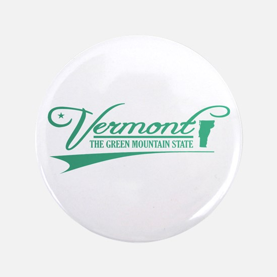 "Vermont State of Mine 3.5"" Button"