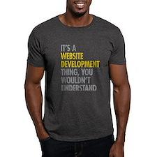 Website Development Thing T-Shirt
