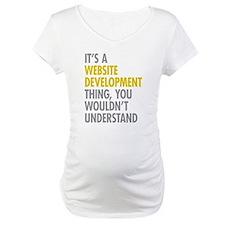 Website Development Thing Shirt
